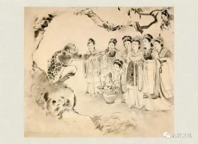 刘继卣连环画《 东郭先生》小精盒装九轩版