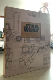 现货 精装超大星球大战蓝图集 Star Wars The Blueprints英文原版