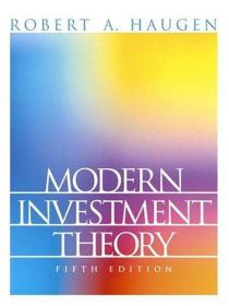 Modern Investment Theory (5th Edition)