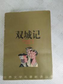 双城记:世界文学名著新译丛书