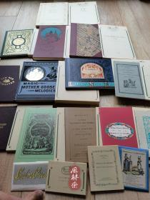 鹅妈妈童谣 第二辑 全28卷 复刻世界之绘本馆 牛津大学图书馆藏 各时代鹅妈妈故事童话书