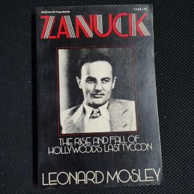 Zanuck : The Rise and Fall of Hollywoods Last Tycoon