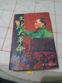 文化大革命纪实 当代中国出版社 上册