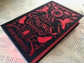 预售乌鸦六人组英版收藏版Six of Crows: Collector's Edition