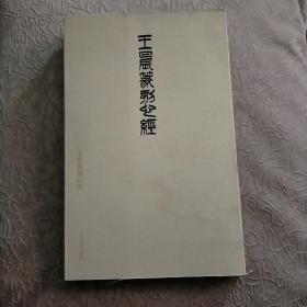 王晨篆刻心经(布面精装)