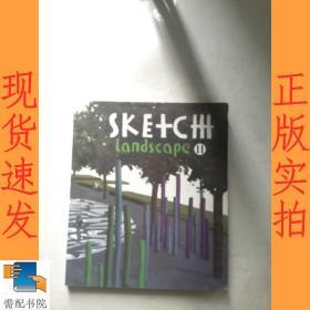 英文书   Sketch Landscape    II  素描风景II