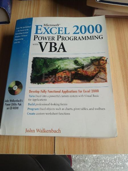 MicrosoftExcel2000PowerProgrammingwithVBA