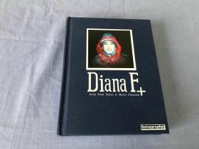 英文原版书  DIANA F+