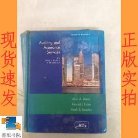 英文书  Auditing and Assurance Service (TWELFTH EDITION)   审计与鉴证服务(第十二版)