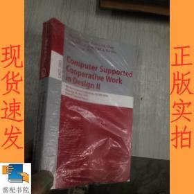 英文书 computer supported cooperative work in design II 计算机辅助设计协同工作2