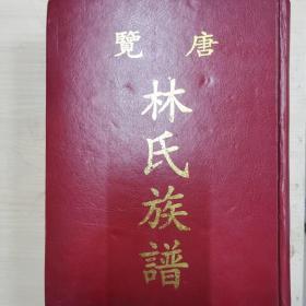 唐览 林氏族谱