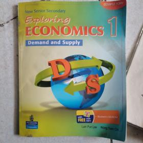 Exploring Economics 1 Demand and Supply(附光盘)