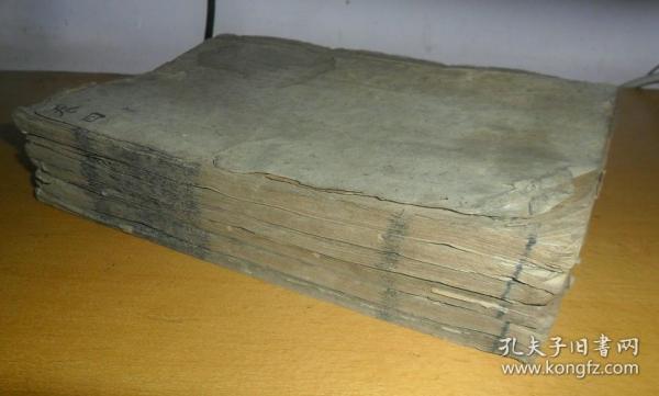 清代木刻、四大奇书第一种、【三国演义】、存6册、卷四、五、六、七、八、九。
