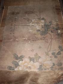 清代早期富贵图