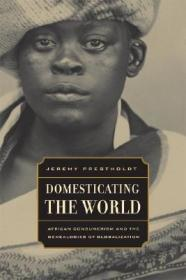 驯养世界:非洲消费主义和全球化谱系Domesticating the World : African Consumerism and the Genealogies of Globalization