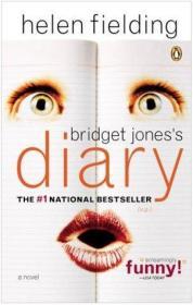 预售 英文预定 Bridget Jones's Diary A Novel