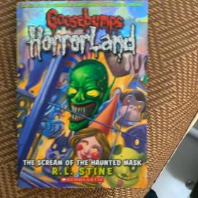 Goosebumps HorrorLand  4:The Scream of the Haunted Mask闹鬼的面具