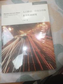 人口移动、劳动力市场及其机制研究(学术近知丛书—城市经济系列)