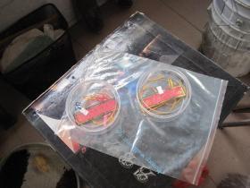香塔------塔香------空塑料胶盒------2个(货号647)