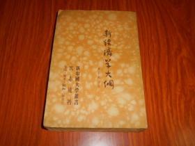 新经济学大纲--修订解放版(新中国大学丛书)