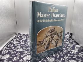2002英文原版布面精装原书衣《费城艺术博物馆~宾夕法尼亚美术学院藏意大利古典时期绘画大师手稿》12开,印刷高清,286页,32公分*26公分,九五成新,费城艺术博物馆有幸收藏了大量意大利绘画作品,涵盖了从文艺复兴时期和巴洛克时期到未来主义和当代艺术家帕尔马尼诺、弗朗西斯科·萨尔维亚蒂、格尔基诺