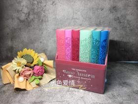 预售简奥斯汀仿皮印花版小说合集Jane Austen Boxed Set