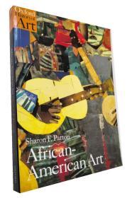 满场包邮 African-American Art (Oxford History of Art)