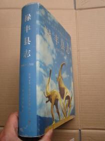 禄丰县志  1988-2000
