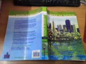 THE AMERICAN NATION(影印版)