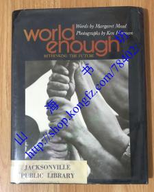 World Enough: Rethinking the Future 未来的重思 0316564702 9780316564700