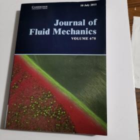 Journal of Fluid Mechanics VOLUME 678