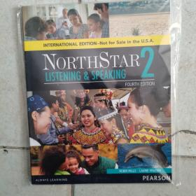 NORTH STAR LISTENING & SPEAKING 2(全新)