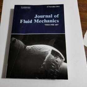 Journal of Fluid Mechanics VOLUME 687