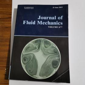 Journal of Fluid Mechanics VOLUME 677