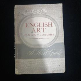 English art 17—th to19—th centuries