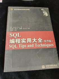 SQL编程实用大全:精华版
