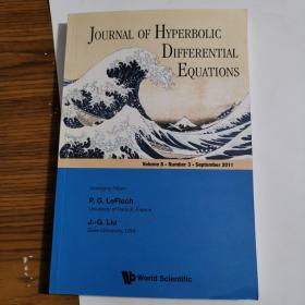 JOURNAL OF HYPERBOLIC DIFFERENTIAL EQUATIONS Volume 8 Number 3
