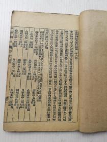 本草纲目菜部卷二十六至卷二十八。
