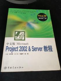 中文版Microsoft Project 2002&Server教程