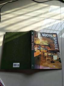 Social Spaces Vol.2【实物国片,品相自鉴】