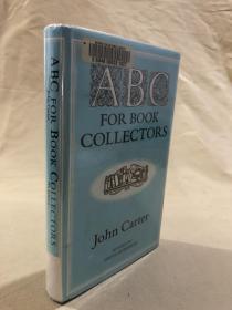书话:ABC FOR BOOK COLLECTORS  图书收藏入门