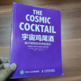 宇宙鸡尾酒:揭开暗物质的神秘面纱-16开一版一印