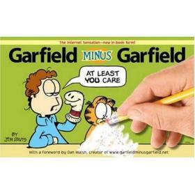 正版 加菲猫漫画 Garfield Minus Garfield