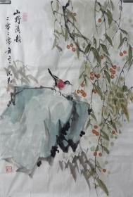 郑保勤:河南省美术家协会会员,河南省省直书画家协会副主席,河南省收藏协会会员。