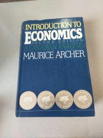 INTRODUCTION TO ECONOMICS:经济学导论