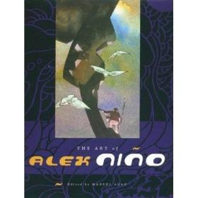 正版The Art of Alex Nino Manuel Auad现货