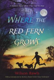 全新Where the Red Fern Grows正版