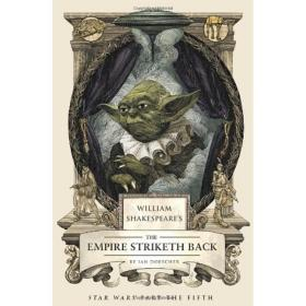 正版William Shakespeare's the Empire Striketh B