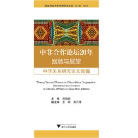 中非合作论坛20年回顾与展望:中非关系研究论文集锦