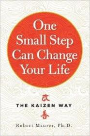 正版One Small Step Can Change Your Life The Kaizen 全新
